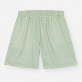 Wool Short Lime