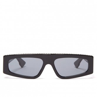 Power flat-top sunglasses