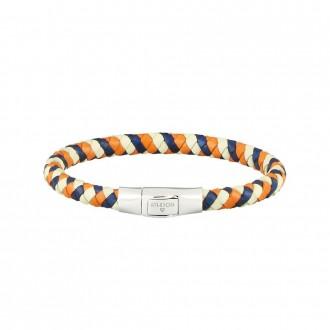 Leather bracelet capri