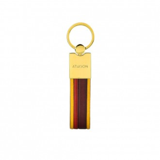 Stripes keyring siena