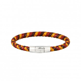 Leather bracelet siena