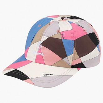 Emilio Pucci 6-Panel Dusty Pink