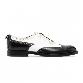 Lace-up Detail Brogues