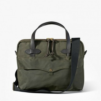 Tablet Briefcase in Otter Green
