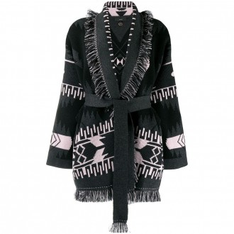 Icon Jacquard Cardigan