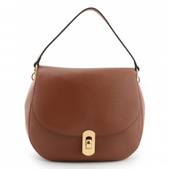 Zaniah Leather Handbag