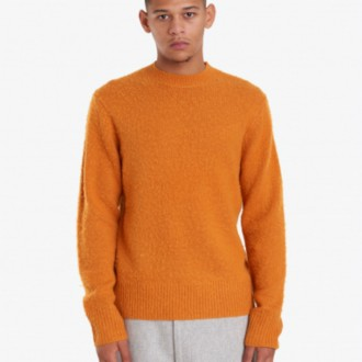 PEELE SWEATER AMBER ORANGE