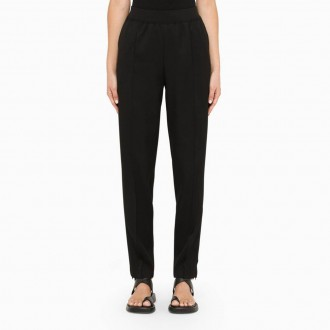 Fitted Black Trousers