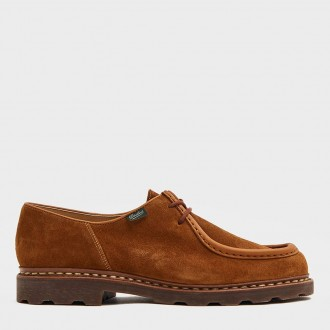 Michael Velours Whisky Shoe