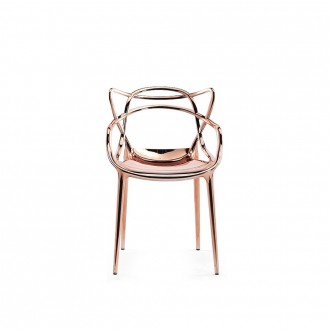 Metallic Masters Chair