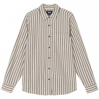 Piper Stripe L/Sl Shirt