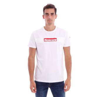 T-shirt With Front Brand