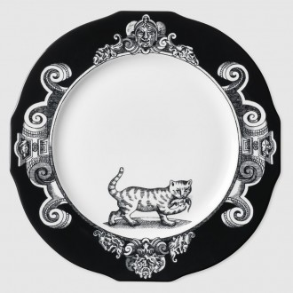 Cat Charger Plate