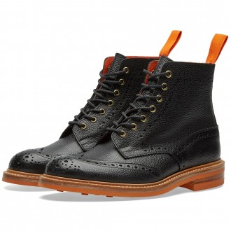 Tricker's x End Club Sole Stow Boot