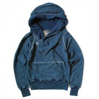 Kapital oversized hood sweat