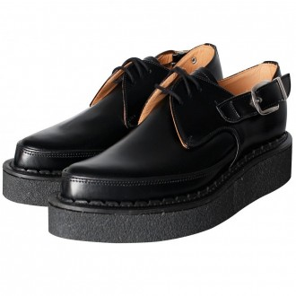 Comme Des Garcons George Cox Creeper Shoes in Black