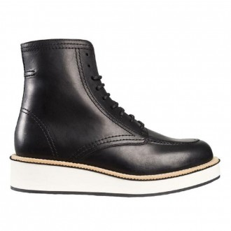 Givenchy Platform Ankle Boot Black