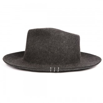 DON Paris George Renton dark grey hat