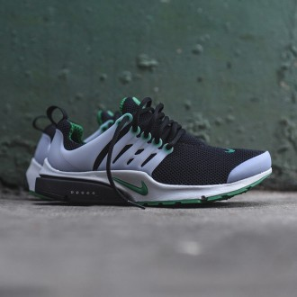 Nike Air Presto Essential - Black / Pine / Grey