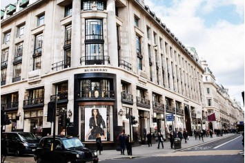 BURBERRY FLAGSHIP LONDON