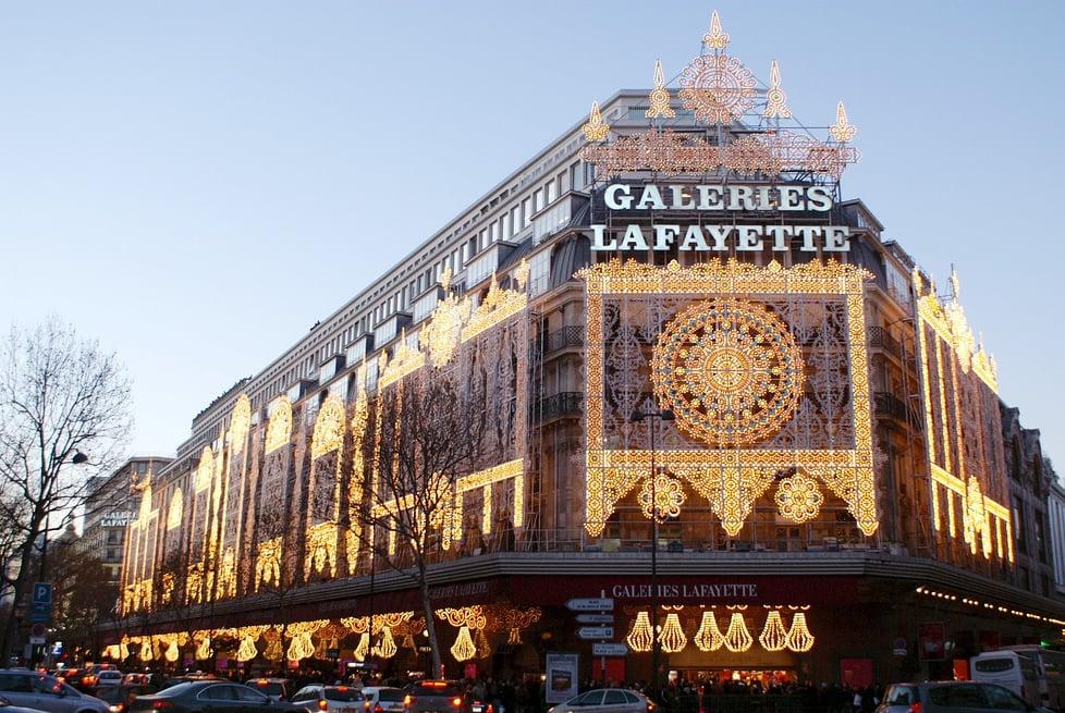 Galeries Lafayette Shopenauer