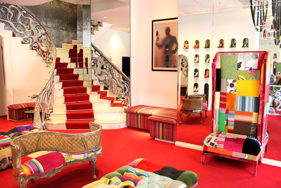 adresse de boutique louboutin a paris