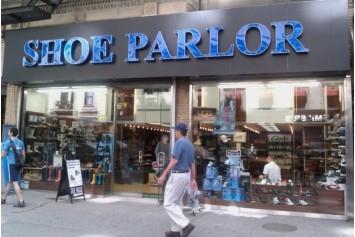 Shoe Parlor