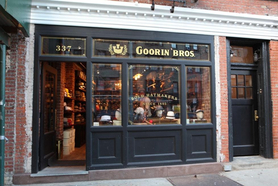 668db47ac2 Goorin Bros New York