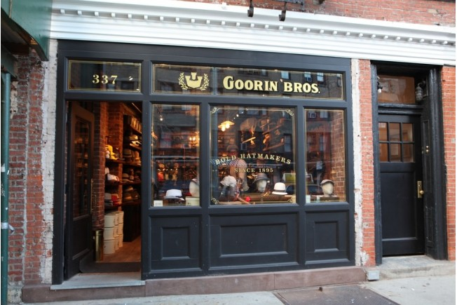 Goorin Bros New York